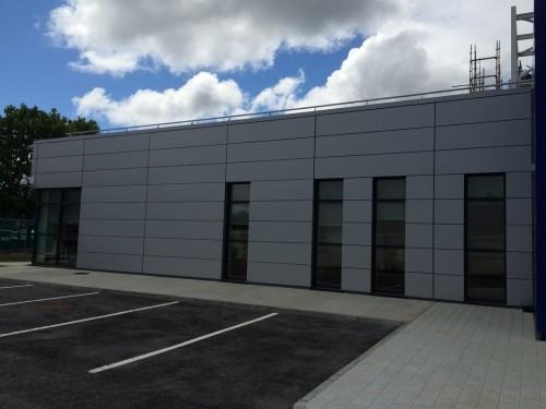 Alexion Pharmaceuticals, Athlone-Alexion 2