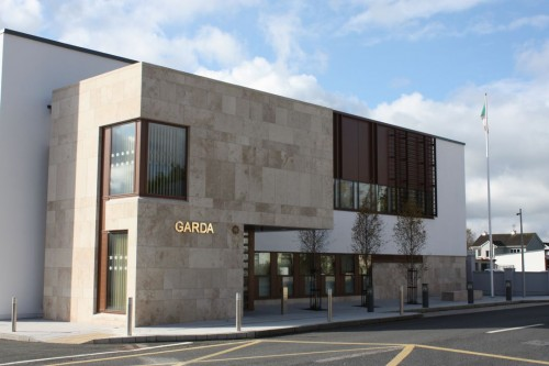 Castleisland Garda Station, Co. Kerry-Castleisland Garda Station