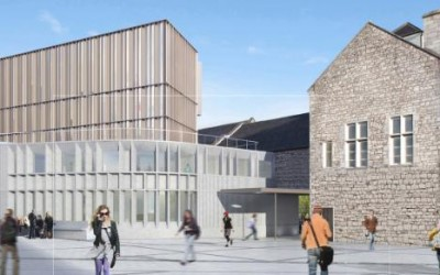UCC Windle Build Student Hub Project