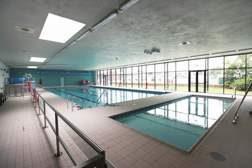 De Paul Swimming Pool, Dublin