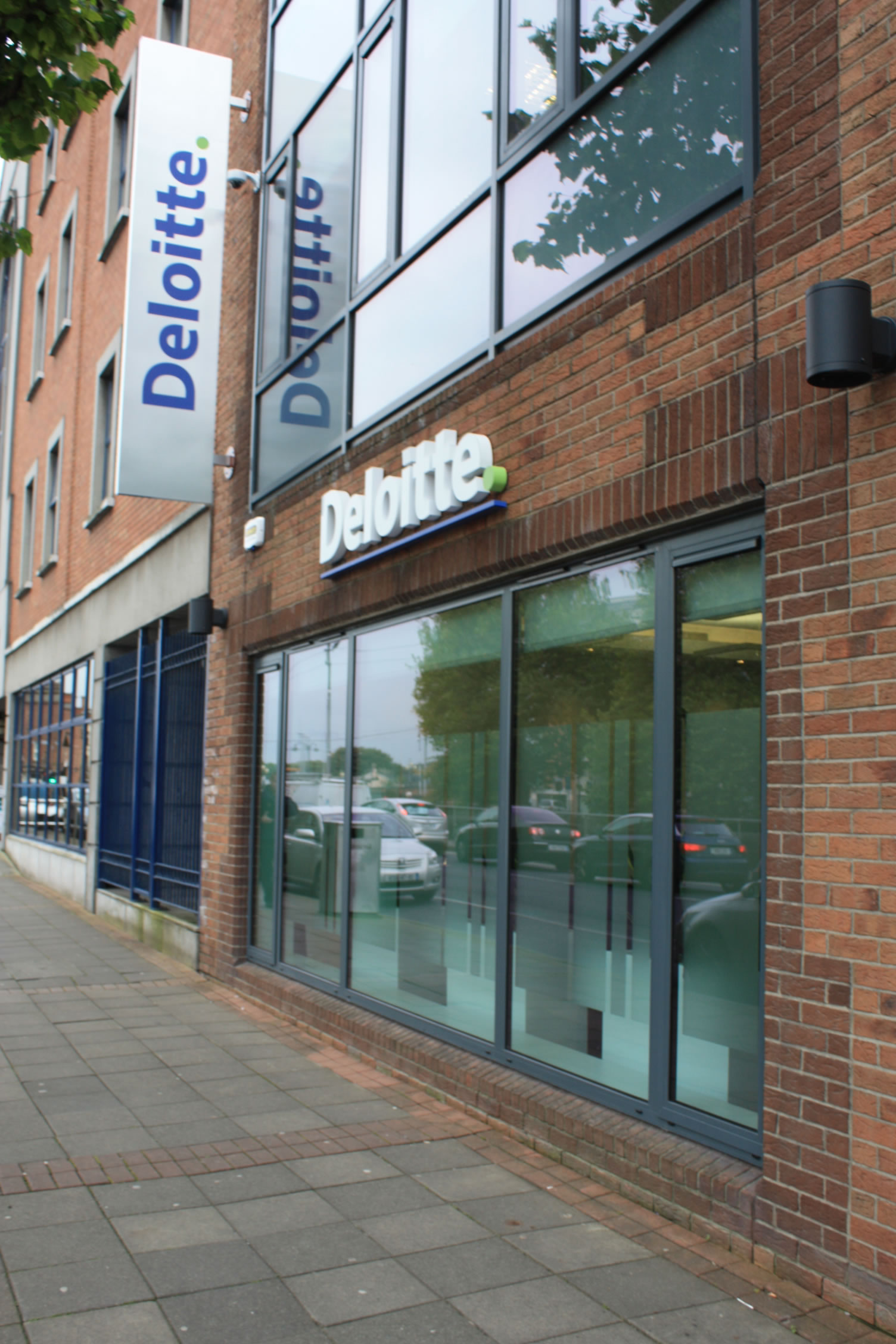 Deloitte & Touche Offices, Limerick