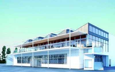 Galway Racecourse Tote Building Redevelopment