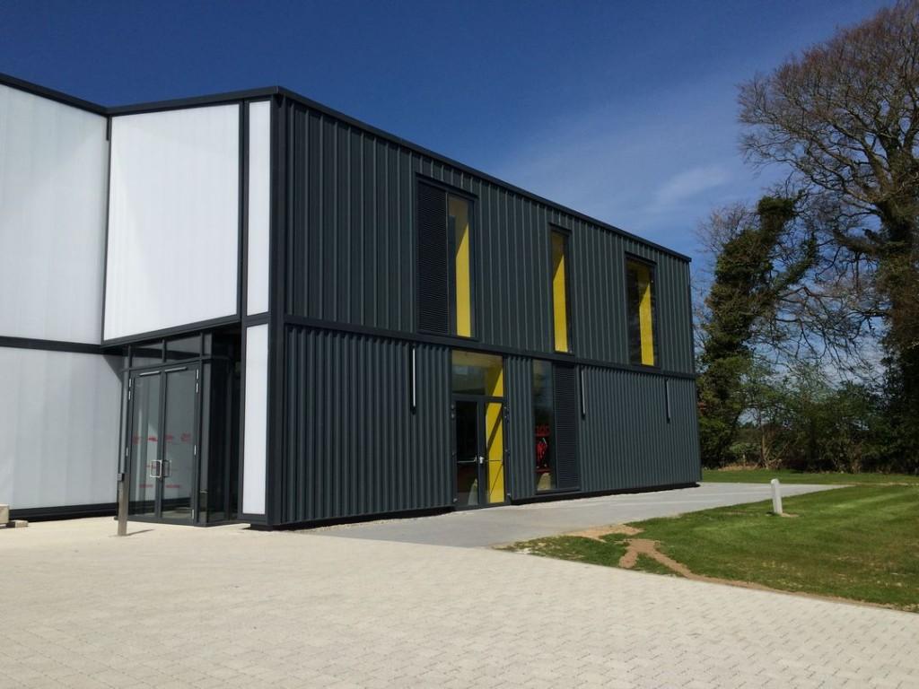 LIT Sports Lab, Thurles | Curran Aluminum