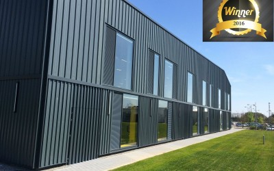 LIT Thurles SportsLab – Winner of School Building of the year 2016