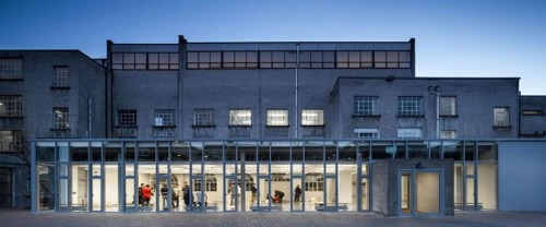 Linen Hall Gallery, Dublin Institute of Technology-Linen Hall Gallery Main Photo
