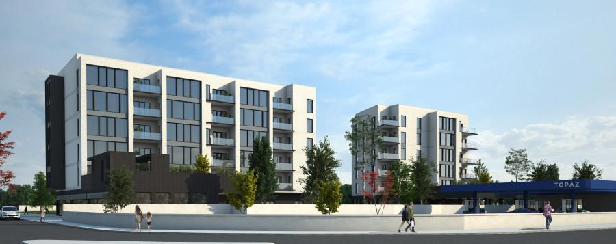 Northwood Development, Santry, Dublin 9 | Curran Aluminum