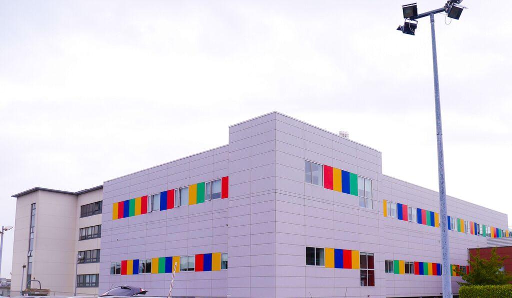 Our Lady's Children's Hospital, Crumlin | Curran Aluminum