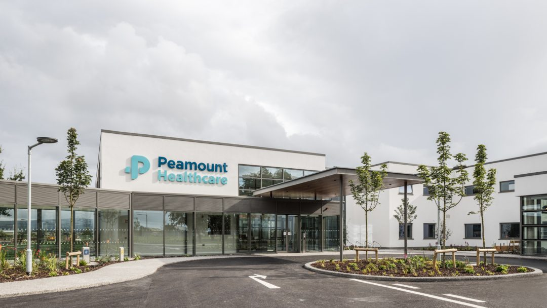 Peamount Healthcare, 100 Bed Nursing Facility