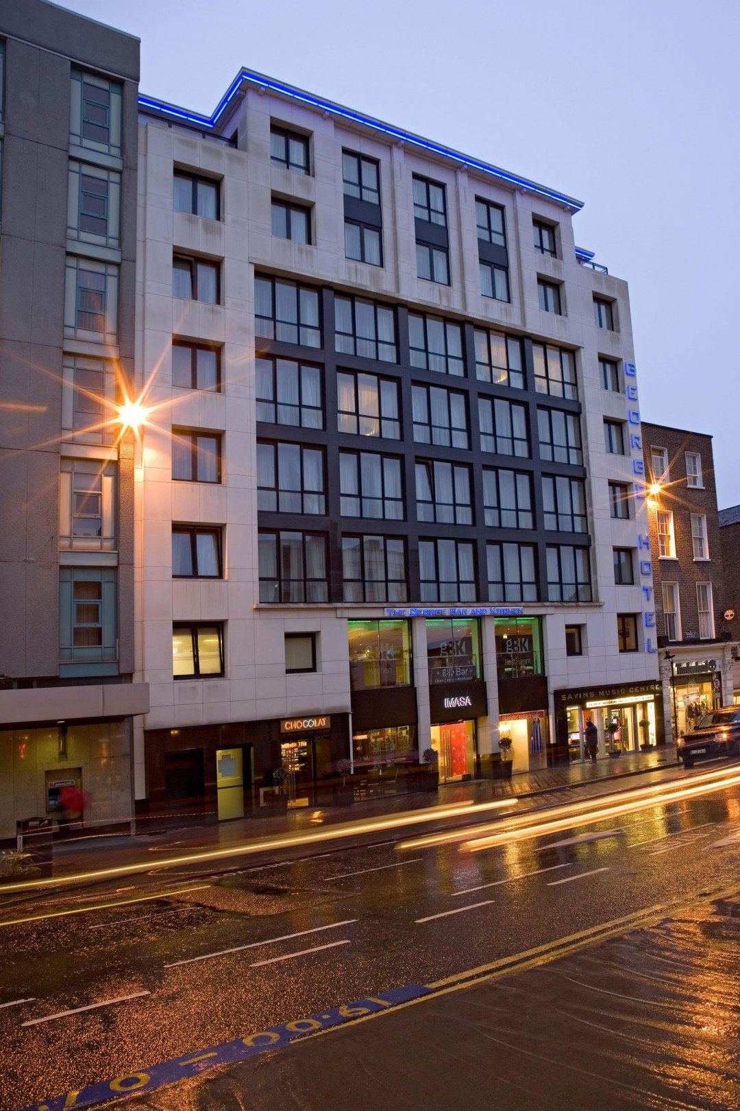 The George Boutique Hotel, Limerick