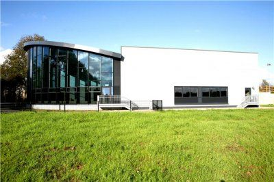 University of Limerick Boathouse-UL2
