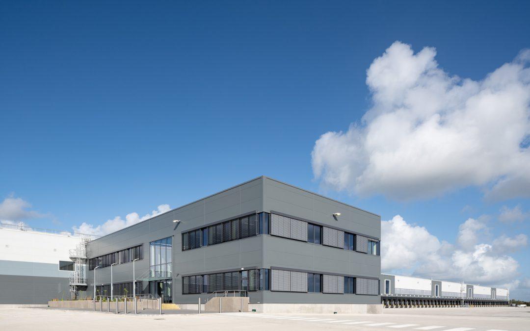 LIDL Regional Distribution Centre Newbridge