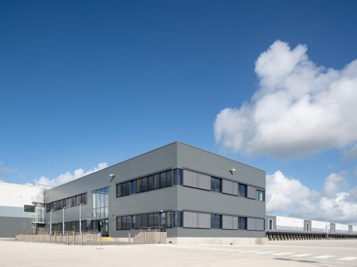 LIDL Regional Distribution Centre Newbridge