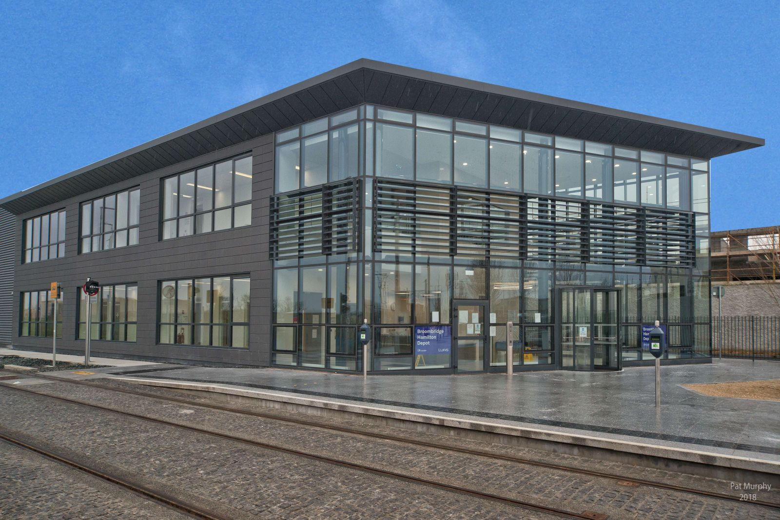 Luas Depot, Broombridge