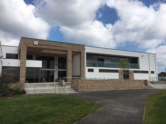 Clonkeen College Blackrock