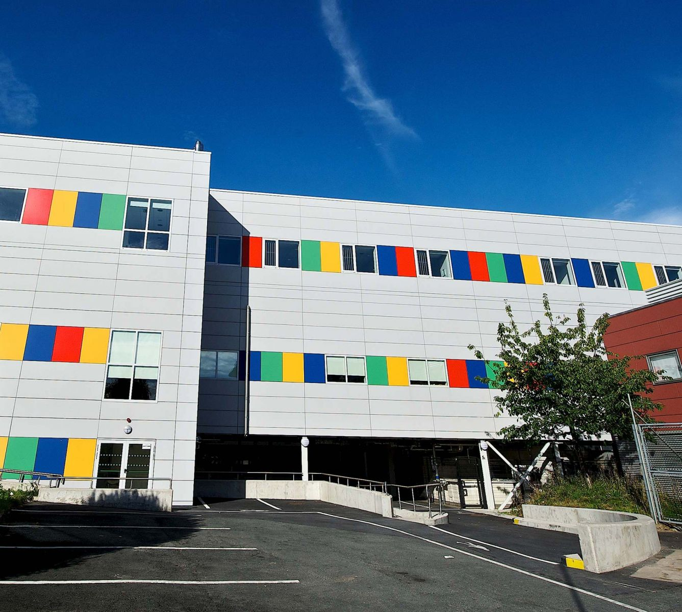 Our Lady's Children's Hospital, Crumlin