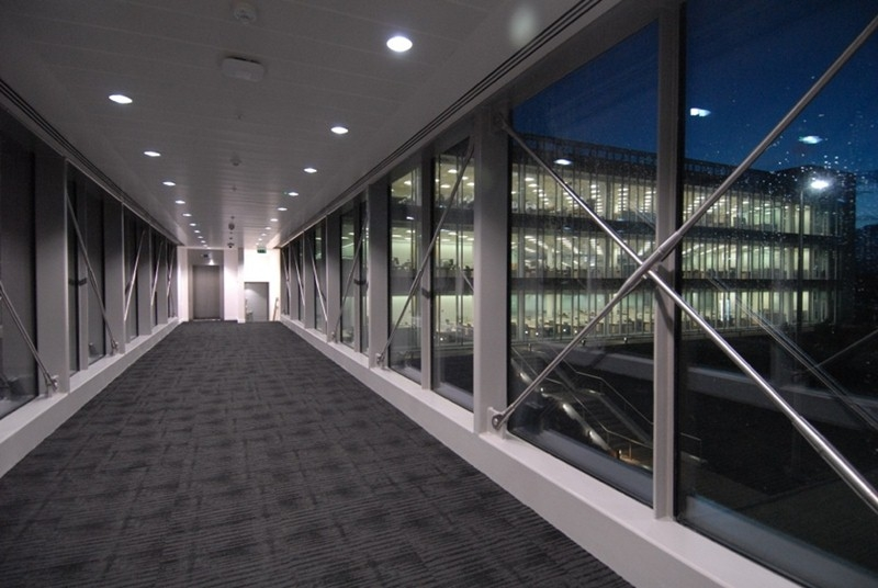 Curtain Wall Screens