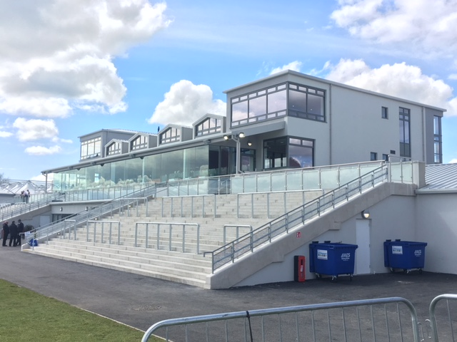 Punchestown Racecourse- New Hunt Stand