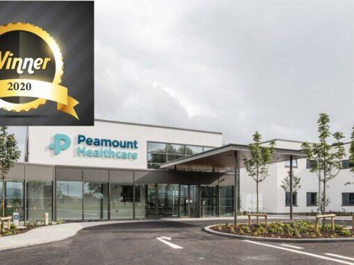 Peamount Healthcare, 100 Bed Nursing Facility