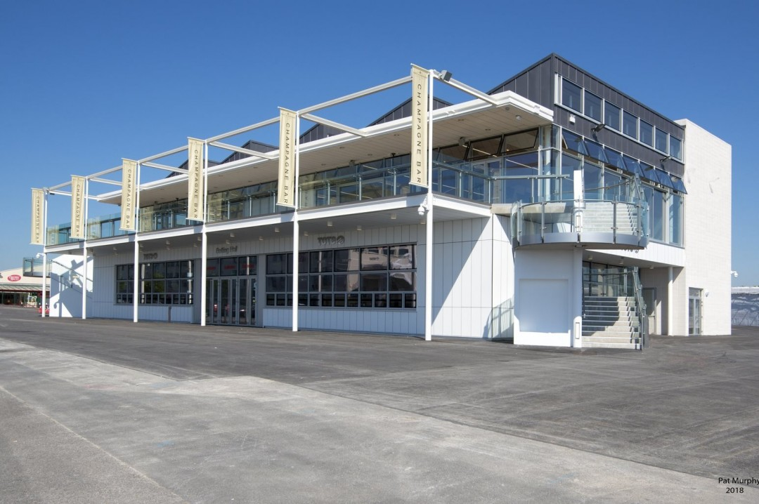 Galway Racecourse Tote Building