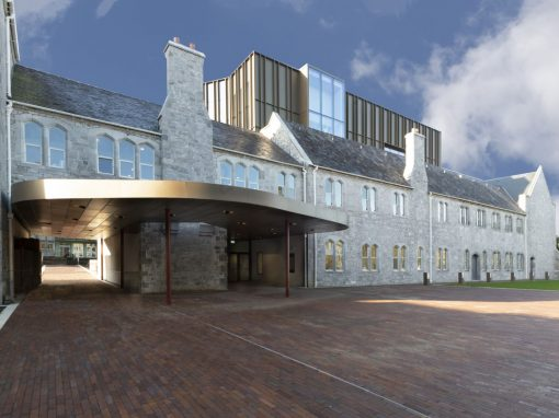 UCC Windle Building Student Hub
